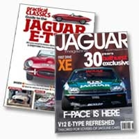 Jaguar Magazines