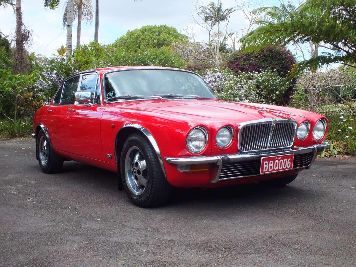 1974 Jaguar XJ6 Series 2 SWB Manual O/D
