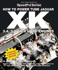 How to Power Tune Jaguar XK Engines (SpeedPro Series)