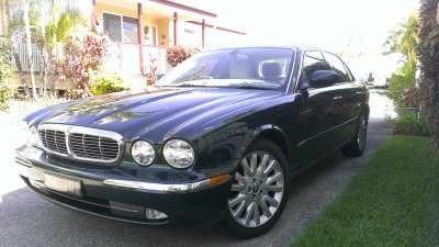 2004 Jaguar X350  for sale