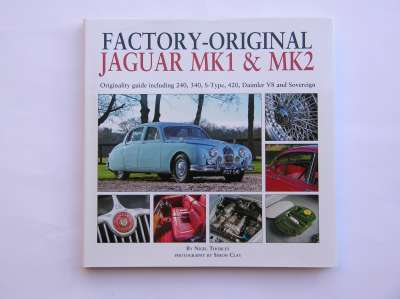 Factory - Original Jaguar MK1 & MK2