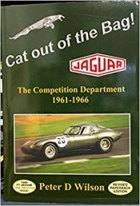 Cat Out of the Bag!: Jaguar - The Competition Department 1961-1966