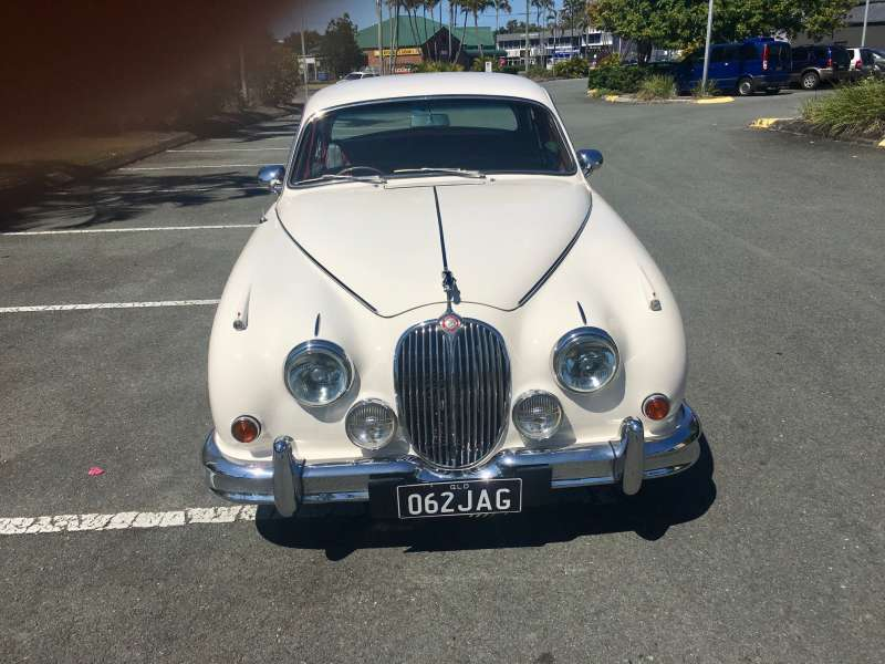 1962 Jaguar MK2 3.8 Ltr Manual