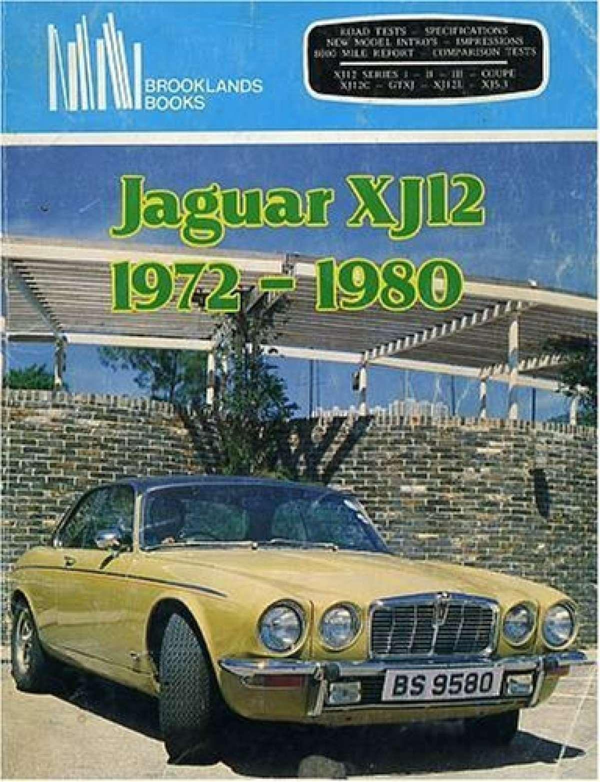 Jaguar Drivers Club QLD - Jaguar XJ12 1972-1980