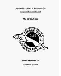 Review of JDCQ Constitution and Bylaws