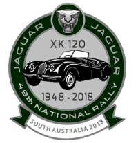 2018 Jaguar National Rally