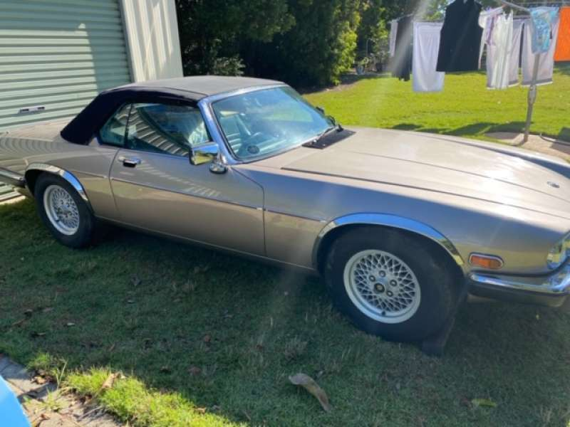 1988 Jaguar XJS HE Convertible