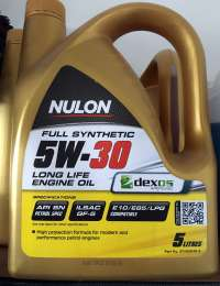Nulon Fully Synthetic Motor Oil