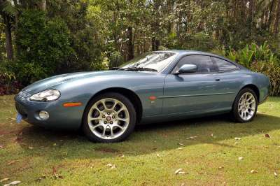 2001 XKR For Sale