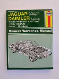 Jaguar/Daimler - 12 Cylinder Owners Workshop Manual